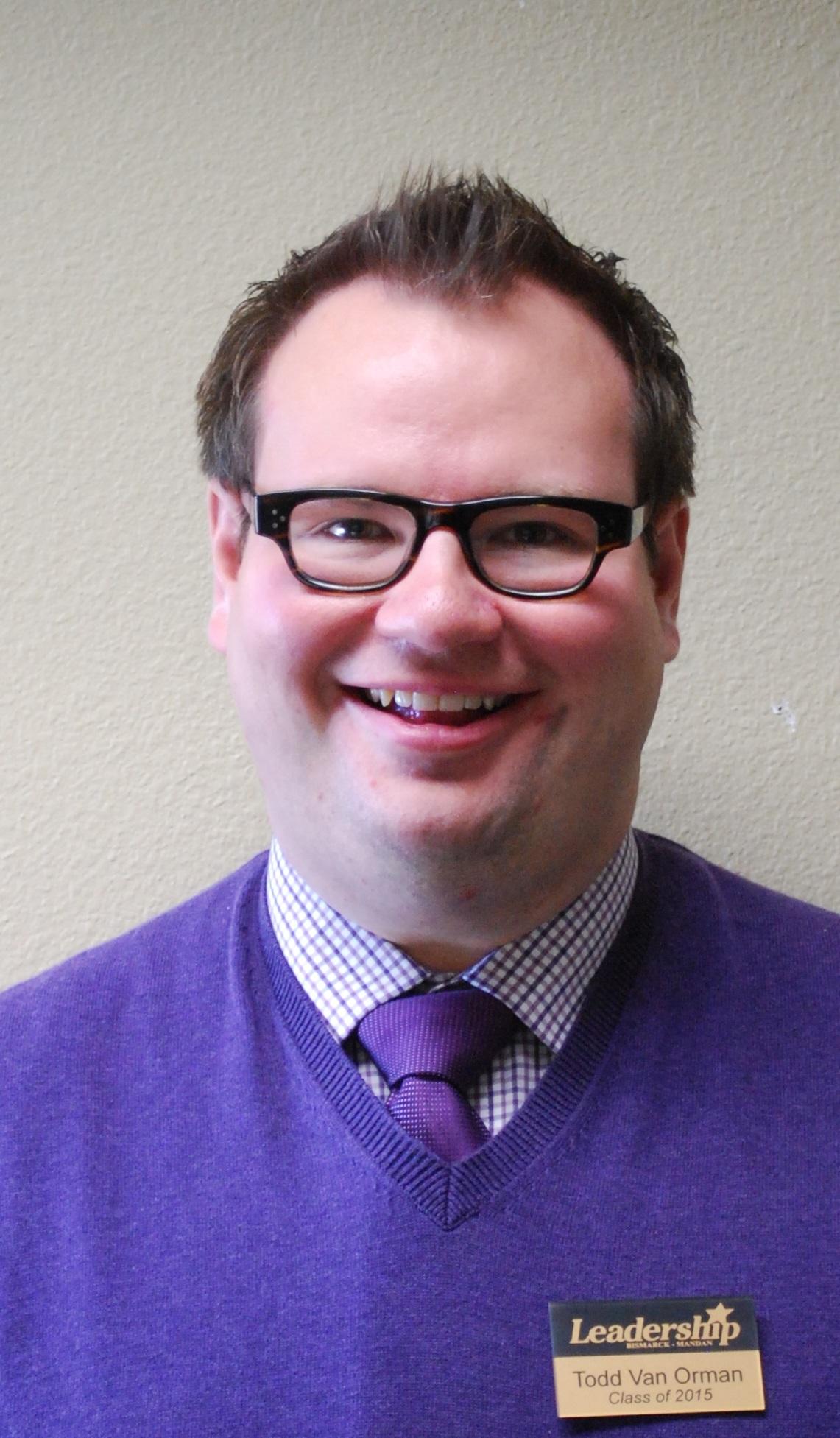Todd Van Orman